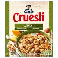 Quaker Cruesli Fruit