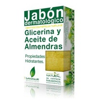 Jabón de Glicerina Aceite de Almendras