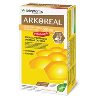 Arkoreal Royal Jelly Vitamine 500mg Saveur d'orange et de miel