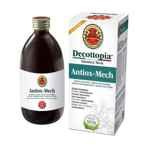 Antiox Mech