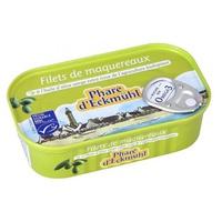 Filety z makreli w oliwie z oliwek