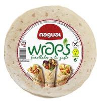 Wrap's sin gluten