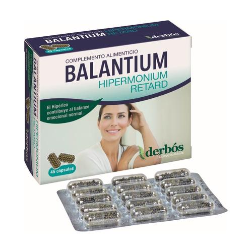 Hipermonium Retard 45 cápsulas de Derbos