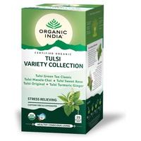 Herbata Tulsi Variety Collection
