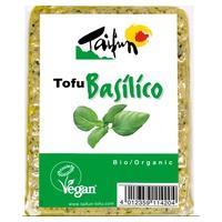 Tofu verde (Albahaca)