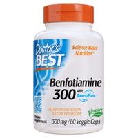 Benfotiamina con BenfoPure 300 mg