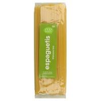 Espaguetis blancos bio