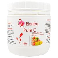 Vitamina C em pó pura 100%