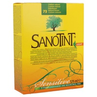 Tinte sensitive 73 Castaño natural
