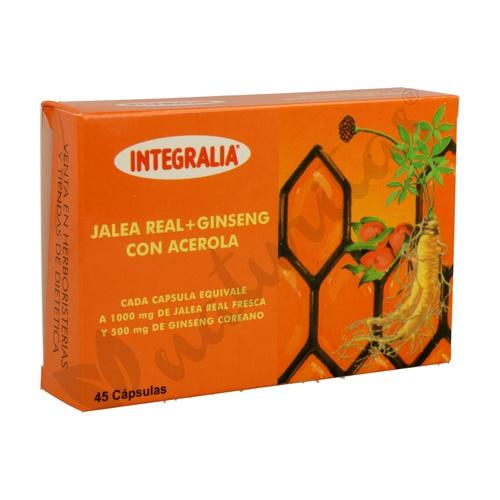 Jalea Real y Ginseng con Acerola
