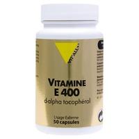 VITAMINE E 400 UI (d-alpha tocophérol)