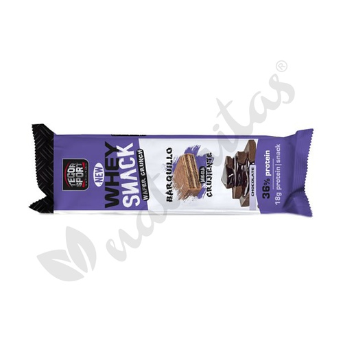 Whey Snack Wafer Barquillo Sabor Chocolate