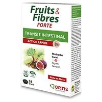 Fruta forte e fibra Ação rápida