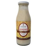 Amazake fermented organic rice drink