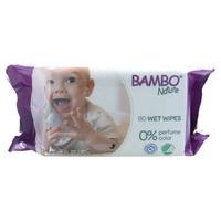 Toalhitas para Bebé Bambo Nature