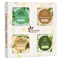 Scented Organic Soaps Box