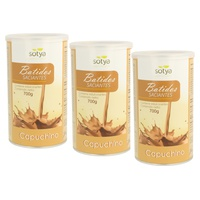 Pack 3x Satiating Shake (Cappuccino)