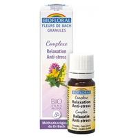 Relajación, gránulos orgánicos antiestrés