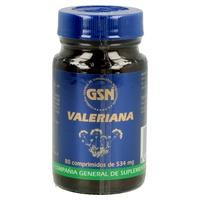Valeriana 80 comprimidos de Gsn