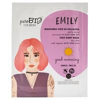 Emily Sheet Mask - Sucha skóra - Dzień dobry