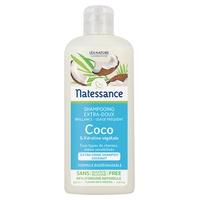 Champú uso frecuente de coco y queratina vegetal