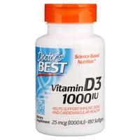Vitamine D3, 1000 UI