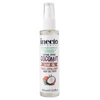 Nawilżający olej kokosowy do włosów
