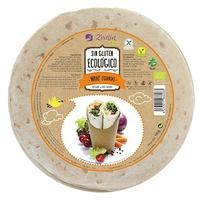 Wrap au quinoa biologique sans gluten