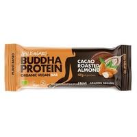 Bio und Vegan Buddha Protein Riegel mit Kakao und Mandeln