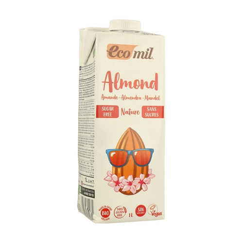 Bebida de Almendras Bio (sin Azúcar)