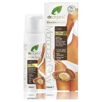 Organic Moroccan Glow Self Tan Mousse Dark 150 ml - Intense Self-Tanning Mousse