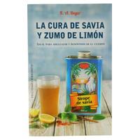 """Libro  """" la cura de savia y limón """" nueva edición"""