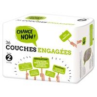 Couches Engagées T2 (3-6kg)