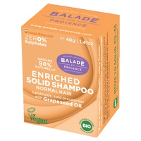 Solid Enriched Shampoo for Dry Hair
