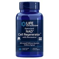 Optimized NAD+ Cell Regenerator™ and Resveratrol, 300 mg