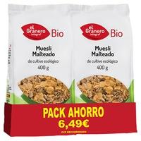 Bio Malted Müsli Pack