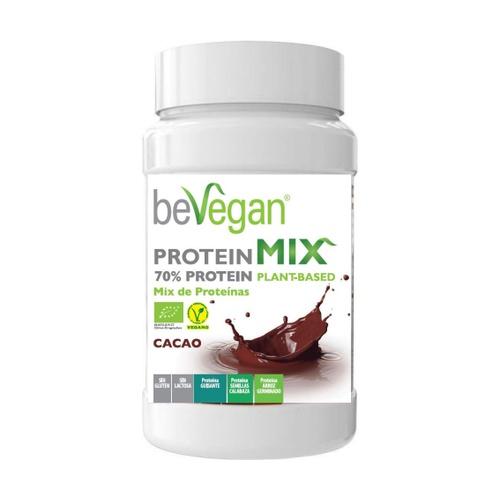 Protein Mix Sabor Cacao 400 Gr de Bevegan