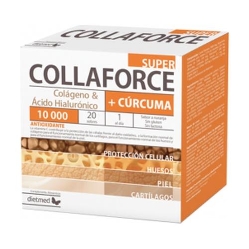 Collaforce Super + Cúrcuma