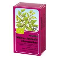Lemon Balm Herbal Tea