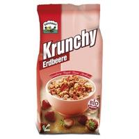 Muesli Krunchy con fresas
