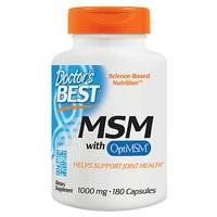MSM con OptiMSM 1000 mg