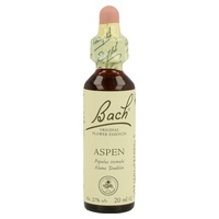 Bach Flower Essences 02 - Aspen