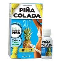 Piña Colada Slim Shots