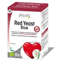 Red Yeast Rice Bio (Levadura Roja de Arroz)