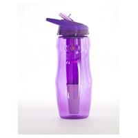 Botella Bbo Filtra y Enfría (Color Púrpura)