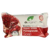 Organiczne mydło z granatu