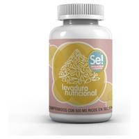 Drożdże odżywcze Selen 500 mg