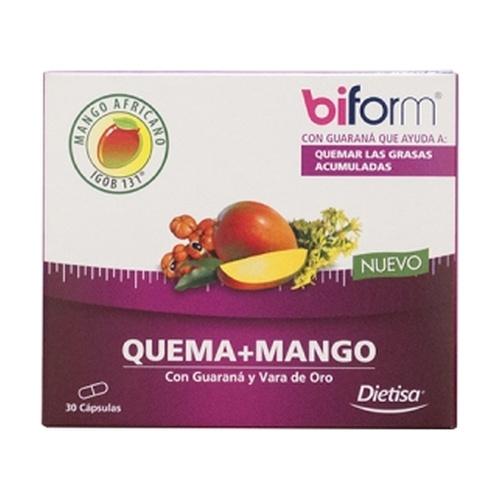 Quema + Mango