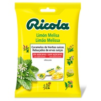 Ricola Lemon Melissa Sugar Free Candies