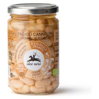Organic boiled cannellini beans